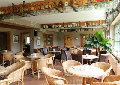Café im Bayerischen Wald